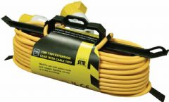 MASTERPLUG LVIL15  Extension Lead 15M 110V